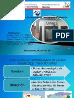 Visita Al Museo de Quibor