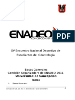 1)Bases Generales de Enadeo 2011