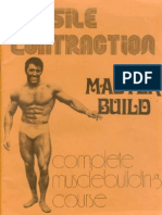 Tensile Contraction Master Build
