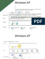 Aide-mémoire sur Windows XP