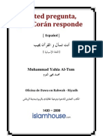 Usted Pregunta y El Coran Responde
