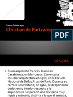 Christian de Portzamparc