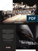 2011 Harley-Davidson® Knives Catalog