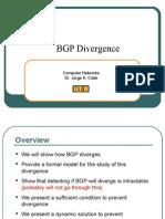 BGP Divergence