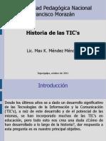 Historia de Las TICs