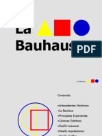 Diapositivas Bauhaus