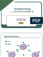 Internet Working