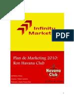 Plan de Marketing 2010 Ron Havana Club Chile