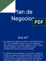 Presentacion Plan de Negocios II