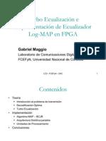 Turbo Ecualizacion e Implementacion de Ecualizador LOG-MAP en FPGA