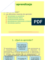 UD-El aprendizaje 2007-2008
