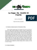 Anonimo - La Saga de Grettir El Fuerte
