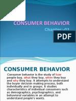 Consumer Behavior(1)
