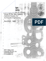Seismic Design of Storage Tanks New Zealand National Society for Earthquake Engineering