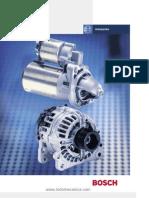 Sistema de Carga y Arranque Alternador y Motores de Arranque