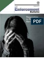 FBI Law Enforcement Bulletin - October 2011