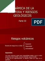Riesgos geosfera Volcanes