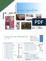 PORTFOLIO, versão em português - Rosário Fragoso Alas