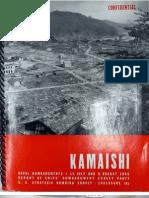 USSBS Report 80, Reports of Ships Bombardment Survey Party, Kamaishi Area