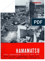 USSBS Report 81, Reports of Ships Bombardment Survey Party, Hamamatsu Area