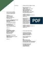 Lirik Lagu Print