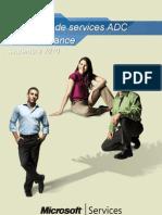 Catalogue de Services ADM
