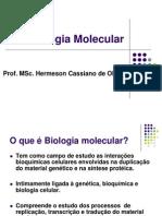 Disciplina Biologia Molecular