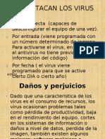 Ataque, Metodos, Tipos de Virus