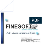 FINESOFT-FMS eLeave