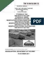 TM 10-5419-206-13   FORCE PROVIDER