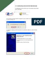 Instalacion y Configuracion de Pop Messenger