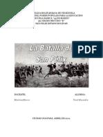 Batalla de San Felix