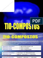 11-Tiocompostos