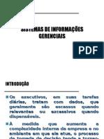 3 - Sistemas de Informações Gerenciais