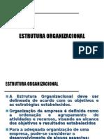 4 - Estrutura Organizacional
