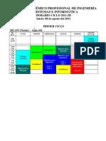HORARIOS 2011-2B (SISTEMAS)
