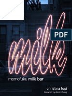 Recipes From Momofuku Milk Bar by Christina Tosi
