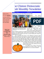 October Newsletter FINAL