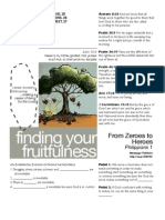 Fruitfulness 13 - Phil 1-25-27 Handout 110611