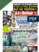 LE BUTEUR PDF du 26/10/2011