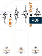 Halloween Printables via Anna & Co