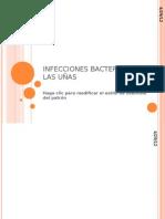 INFECCIONES BACTERIANA DE LAS UÑAS