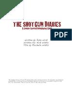 The Shotgun Diaries