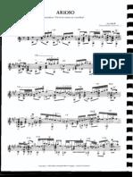 BACH J.S. - Arioso From Sinfonia BWV 156 (Transc Boyd) (Guitar - Chitarra)