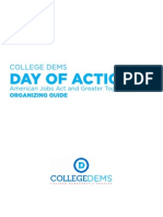 Day of Action Organizing Guide