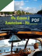 Os Canais de Amsterda