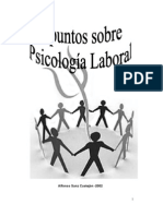 1- Psicologia Del Trabajo