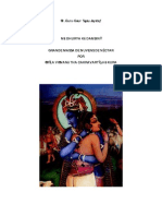 Bhaktivedanta Narayana Maharaja - Madurya Kadambini