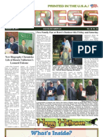 The PRESS PA Edition Oct. 26