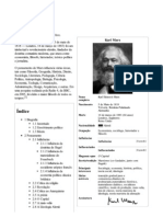 Karl Marx – Wikipédia, a enciclopédia livre